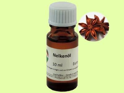 Ätherisches Duftöl Nelken als naturreines Öl von Aromatikus