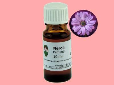 Ätherisches Duftöl Neroli als Parfümöl von Aromatikus