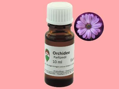 Ätherisches Duftöl Orchidee als Parfümöl von Aromatikus