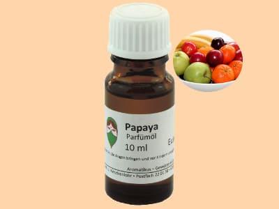 Ätherisches Duftöl Papaya als Parfümöl von Aromatikus