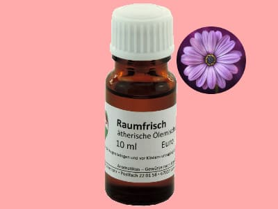 Ätherisches Duftöl Raumfrisch als naturreine Ölmischung von Aromatikus