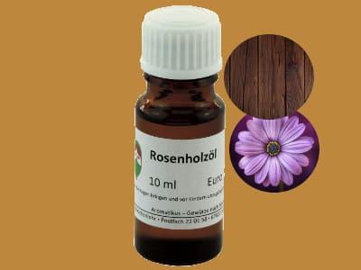 Ätherisches Duftöl Rosenholz als naturreines Öl von Aromatikus