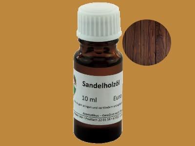 Ätherisches Duftöl Sandelholz als naturreines Öl von Aromatikus