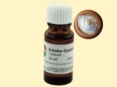 Ätherisches Duftöl Schoko-Cookie als Parfümöl von Aromatikus