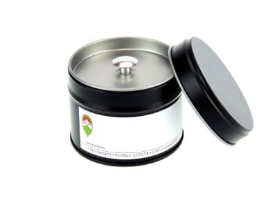 Doppeldeckel Dose mit Aromaschutzdeckel zum Stapeln von Aromatikus