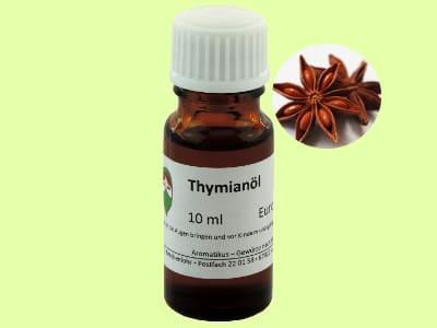 Ätherisches Duftöl Thymian als naturreines Öl von Aromatikus