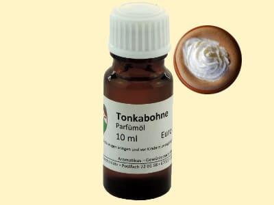 Ätherisches Duftöl Tonkabohne als Parfümöl von Aromatikus