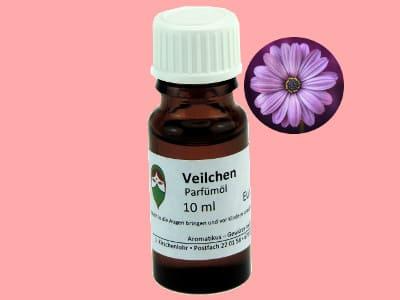 Ätherisches Duftöl Veilchen als Parfümöl von Aromatikus