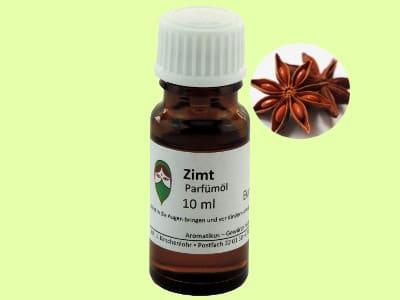 Ätherisches Duftöl Zimt als Parfümöl von Aromatikus