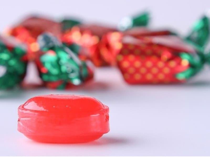 verschiedene Bonbonsorten von Aromatikus