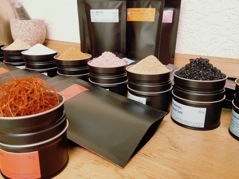 hochwertige Verpackungen von Aromatikus